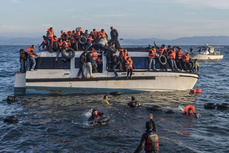 Voluntaria en campamento de refugiados sirios disertará en la UNCuyo