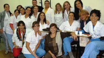 Hospital Universitario y Odontología articulan acciones de salud