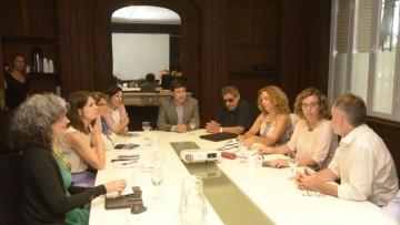 Reunión por el Primer Congreso Argentino en Políticas Sociales