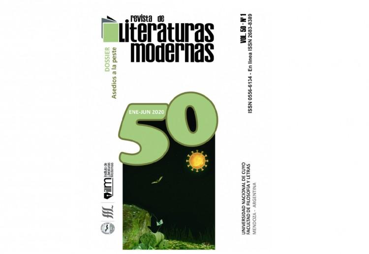 Publicaron nuevo número de la Revista de Literaturas Modernas