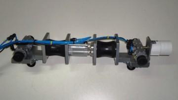 Construyen un robot para inspeccionar tuberías de petróleo
