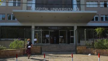 El Hospital Universitario ya atiende a pacientes con COVID-19
