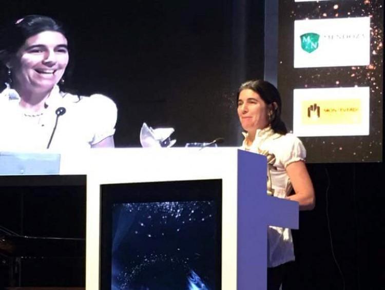 Investigadora de la UNCUYO reconocida por su compromiso y logros científicos