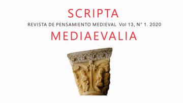 Nuevo número de la revista Scripta Mediaevalia