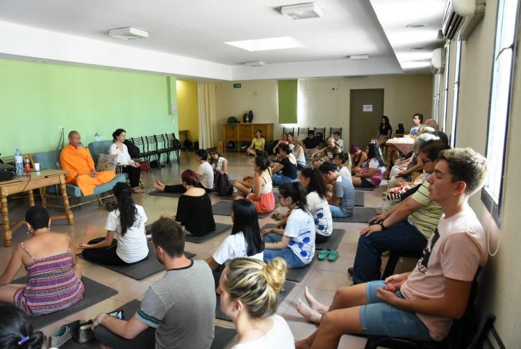 Incentivaron hábitos saludables para mejorar la vida universitaria