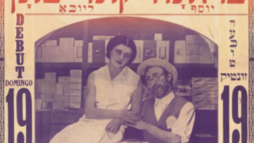 El teatro judío en Argentina, tema de un seminario virtual y gratuito