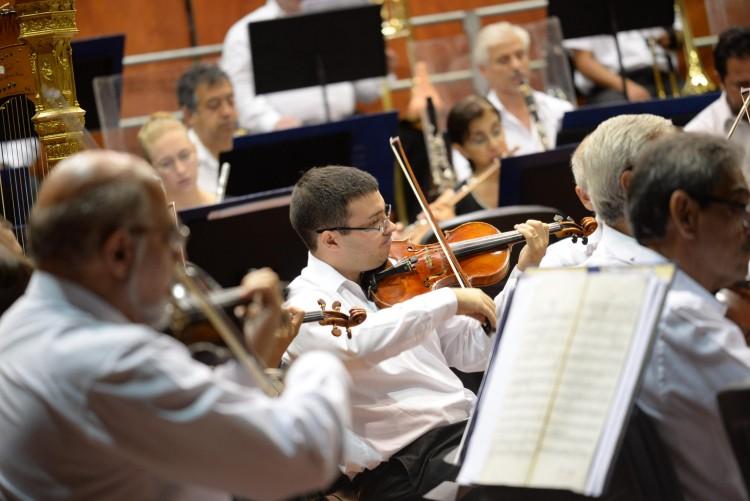 La Sinfónica probará músicos jóvenes