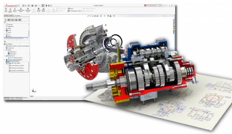 Enseñarán diseño mecánico en 3D con Solidworks