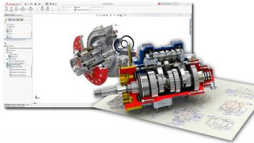 Enseñarán herramientas de diseño 3D mecánico e industrial