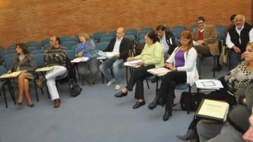 Área de Planificación asesora al Personal de Apoyo Académico en plan de desarrollo institucional