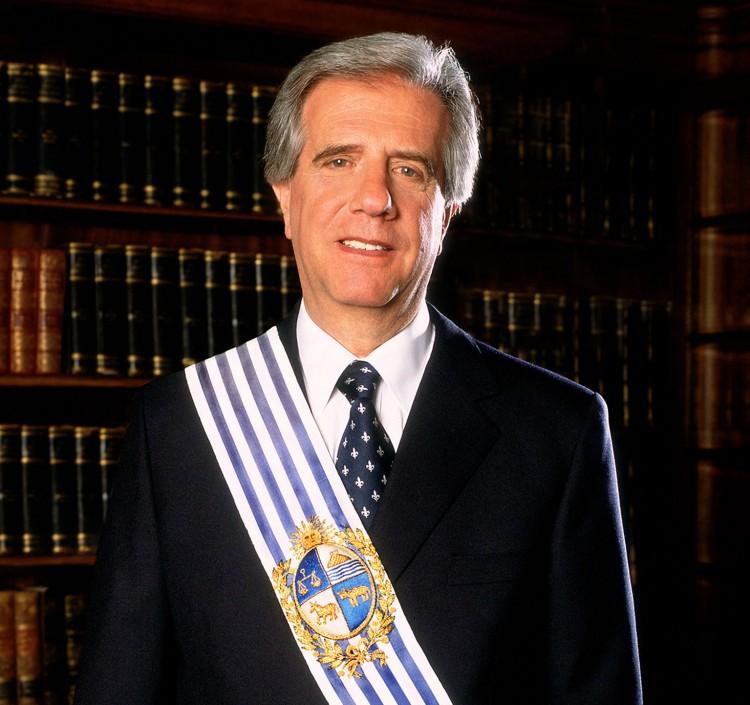 Tabaré Vázquez será Doctor Honoris Causa de la UNCuyo