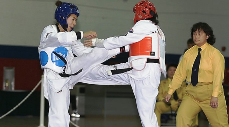 Deportes suma Taekwondo
