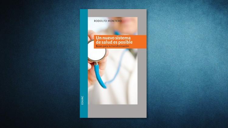 Presentan libro del médico Rodolfo Montero
