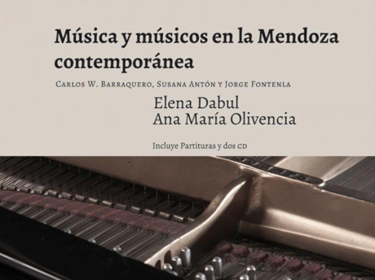 El sello Ediunc presenta libro de música y músicos mendocinos del siglo XX
