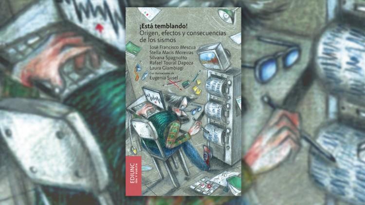 Nuevo libro de Ediunc explica los sismos