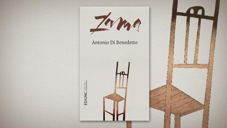 "La Ediunc sortea un ejemplar inédito de ""Zama"""