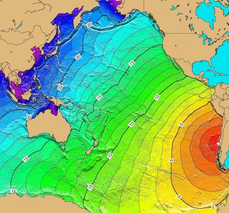 Experto en riesgo sísmico analiza el terremoto de Chile