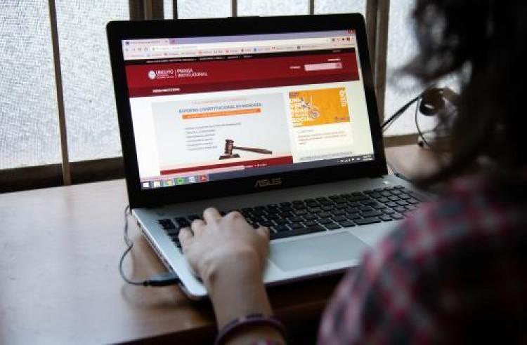 La Universidad avanzó en acuerdos paritarios con el sector de apoyo académico y de servicios