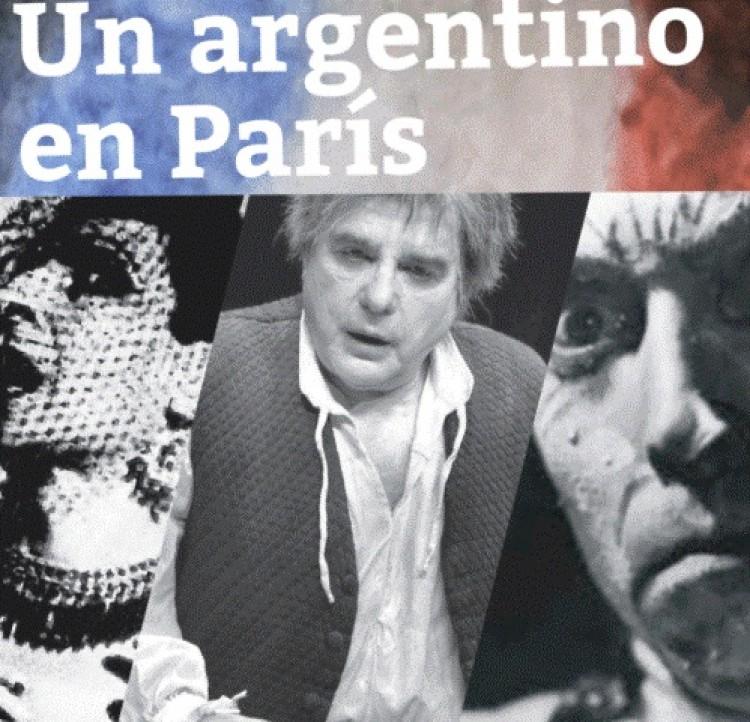"""""""Un Argentino en París"""", muestra audiovisual en la Facultad de Artes"""