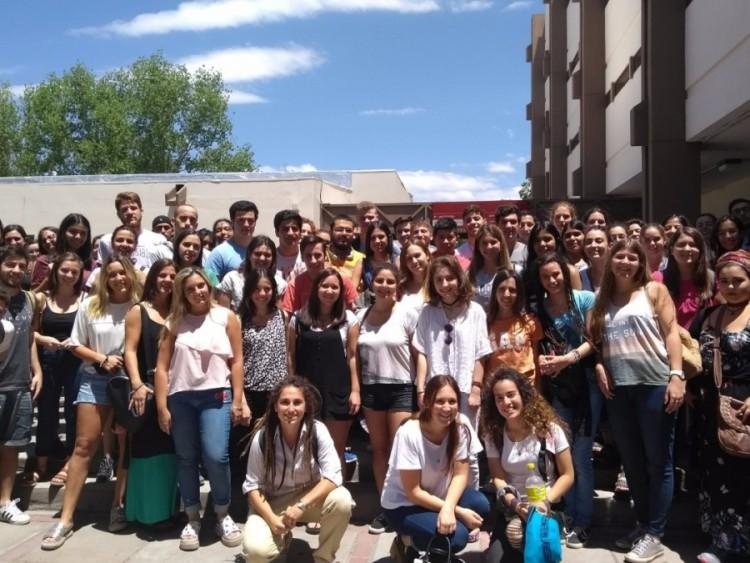 Orientarán a estudiantes de intercambio en la UNCuyo