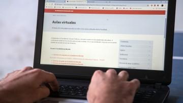 Educación digital: la UNCUYO capacitó a más de 2.000 docentes y no docentes para la pospandemia