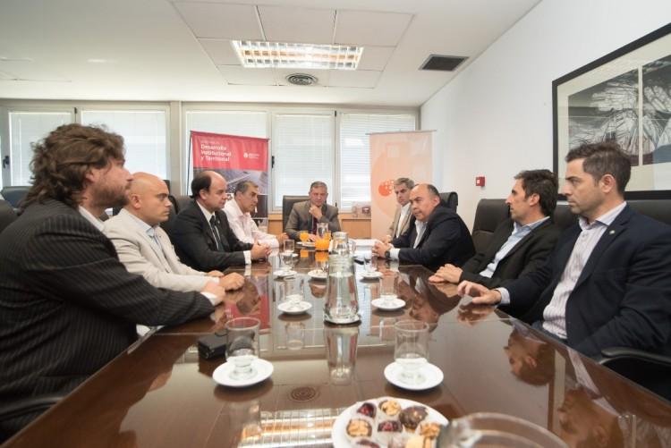 UNCUYO y Economía acordaron capacitar a comerciantes mendocinos