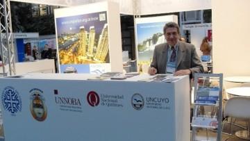 UNCuyo participó en Dinamarca en Conferencia de Internacionalización