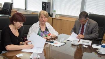 Acordaron movilidad entre la UNCuyo y la Universidad de Bourgogne