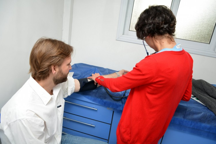 Harán controles para prevenir el riesgo cardiovascular