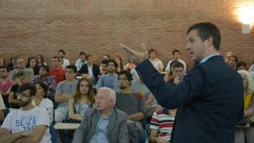 Responsable de organización para intercambio académico dio detalles para estudiar en Alemania