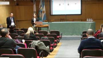 La Universidad fue sede de un encuentro internacional sobre vacunas