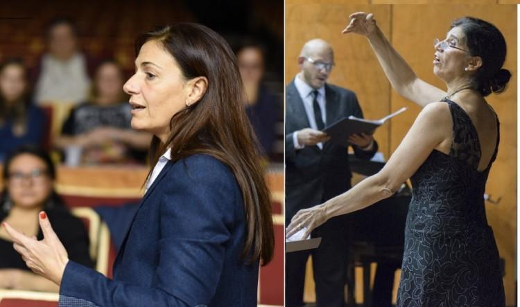 Cangemi y Vallesi recibirán el Konex de Música Clásica
