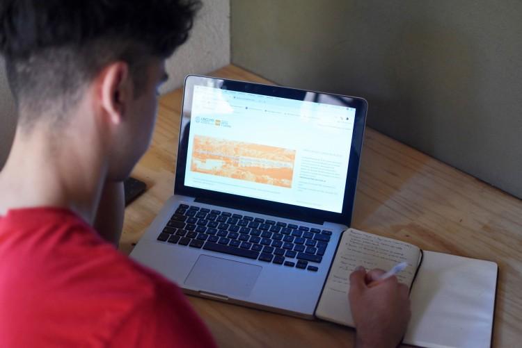 Relevarán la experiencia virtual de los estudiantes durante la pandemia