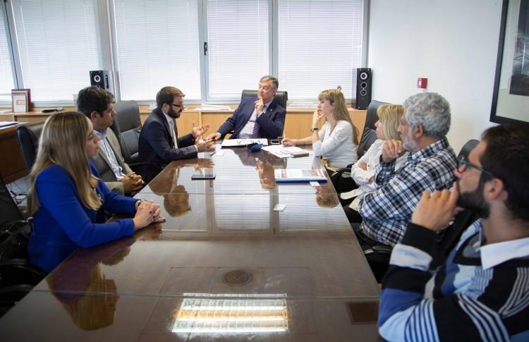 Representante de organismo turco de cooperación visitó la Universidad