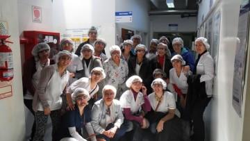 Estudiantes de Odontología conocieron la planta Colgate Palmolive en San Luis