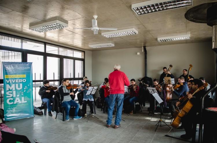 Tocarán música orquestal para niños y adolescentes