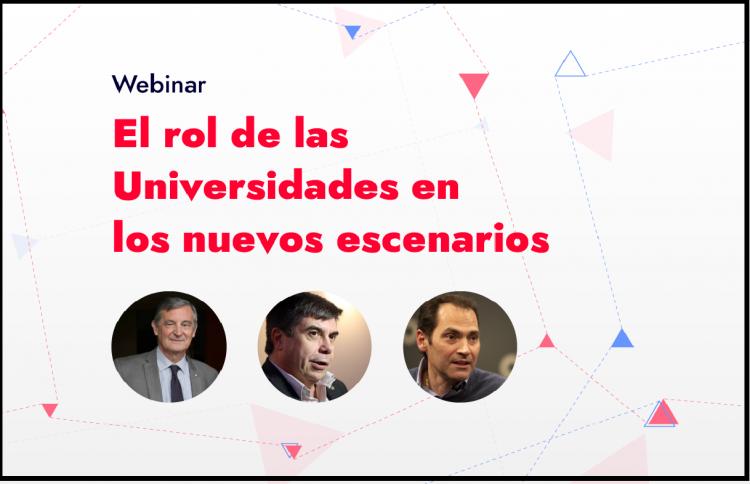 Daniel Pizzi hablará del rol de las universidades ante la pandemia