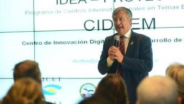 Proyectan Centro Digital de información socioeconómica de Mendoza