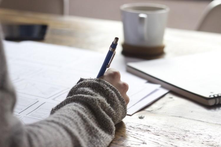 Cómo estamos escribiendo