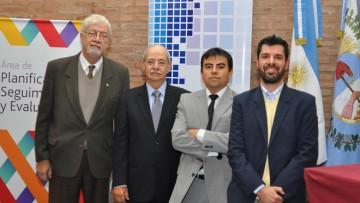 El Dr. Francisco López Segrera y su paso por la UNCuyo, Junio 2013