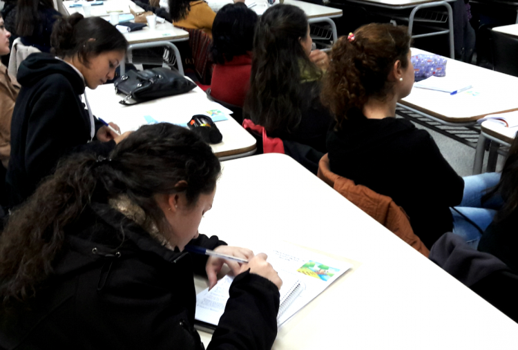 Por una educación integradora e inclusiva