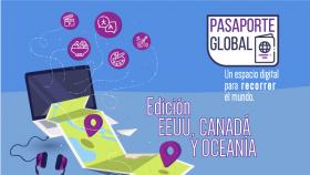 Pasaporte Global Edición Canadá, Estados Unidos y Oceanía