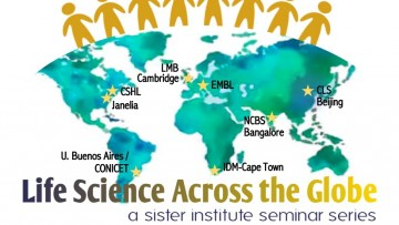 Seminarios internacionales sobre biología: Life Science Across the Globe
