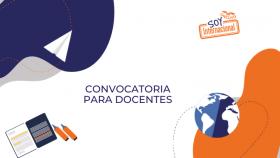 Convocatoria internacionalización del currículum