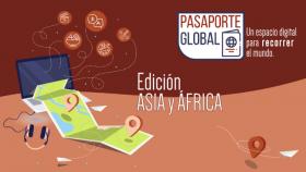 Pasaporte Global Edición África y Asia