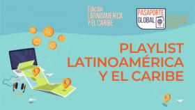Playlist latinoamérica y el caribe