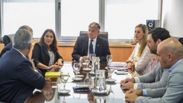 First agreement between the UNCuyo and P&G in South America