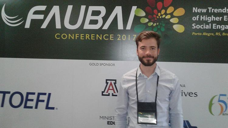 La UNCuyo estuvo presente en la FAUBAI 2017