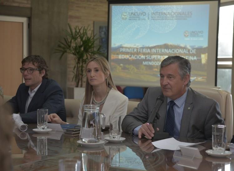 Mendoza será sede  de la Feria internacional de Educación Superior Argentina