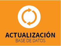 Actualización base de datos de la Secretaría de Relaciones Internacionales